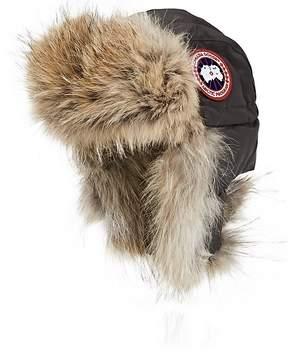 Canada Goose Men's Fur-Trimmed Aviator Hat