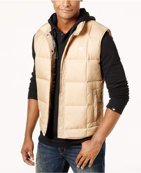 Lrg Men's Lifted Quilted Puffer Vest