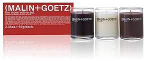 Malin+Goetz Women's Vices Votives Set