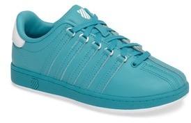 K-Swiss Girl's Classic Vn Sneaker