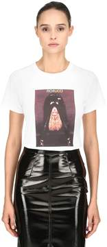 Fiorucci Leather Girl Heritage Jersey T-Shirt