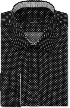 Sean John Men's Dot Print Dress Shirt