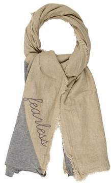 Donni Charm 'Fearless' Bicolor Scarf w/ Tags