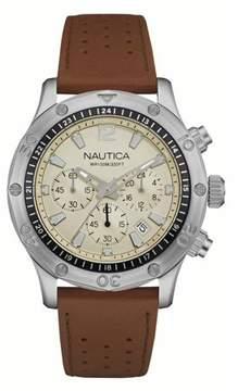 Nautica MEN'S WATCH NST 21 44MM