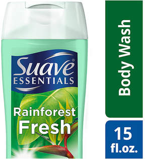 Suave Essentials Body Wash Rainforest Fresh