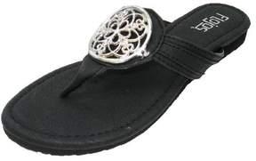 Flojos Jeweled Sandal