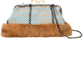 Maria La Rosa Glasses Lapin shoulder bag