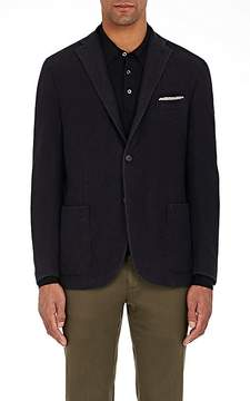 Boglioli Men's Wool Three-Button Sportcoat
