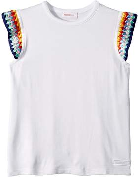 Missoni Kids Jersey T-Shirt Girl's T Shirt