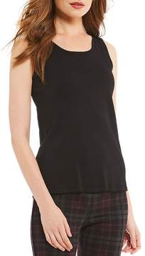 Allison Daley Wide Crew-Neck Shell