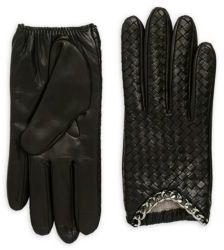 Portolano Basket Leather Gloves