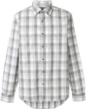 Michael Kors checked shirt