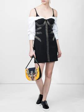 Loewe Lapin embroidery bag