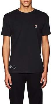 Fila Men's thedrop@barneys: Logo Cotton-Blend T-Shirt