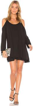Krisa Cold Shoulder Dress