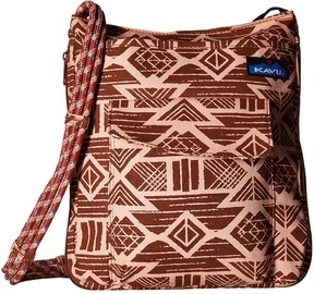 KAVU - Sidewinder Cross Body Handbags