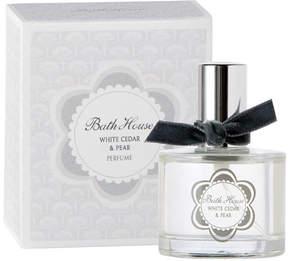 Bath House White Cedar Pear Perfume by 50ml Perfume)