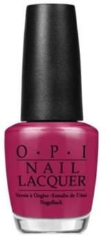 OPI Nail Lacquer Nail Polish, Miami Beet.