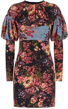 Emilia Wickstead Lavinia Floral Dress