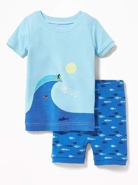 Old Navy Cowabunga Sleep Set for Toddler Boys & Baby