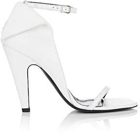 Calvin Klein Women's Camrin Python Sandals