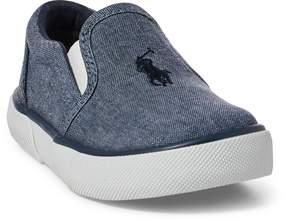 Ralph Lauren Bal Harbour II Slip-On Sneaker