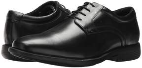 Nunn Bush Devine Plain Toe Oxford with KORE Walking Comfort Technology Men's Lace up casual Shoes