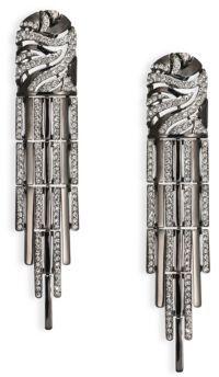 Adriana Orsini Vivienne Crystal Drop Earrings