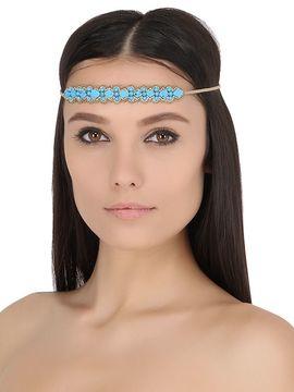 Ladies Embellished Self Tie Headband