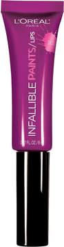 L'Oreal Infallible Lip Paints - Violet Twist