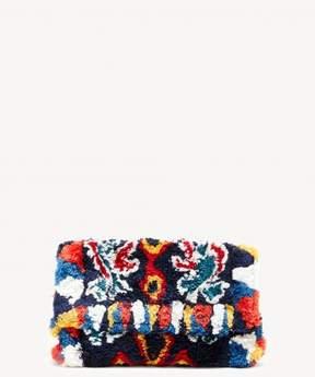 Sole Society Alum Clutch Fabric Clutch