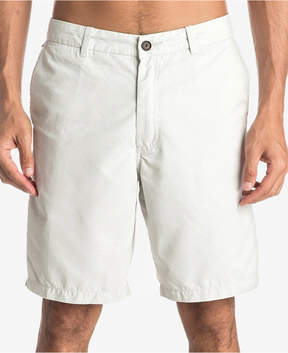 Quiksilver Waterman Men's Maldive 20 Chino Shorts