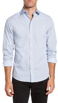 Gant Men's Dot Fitted Sport Shirt