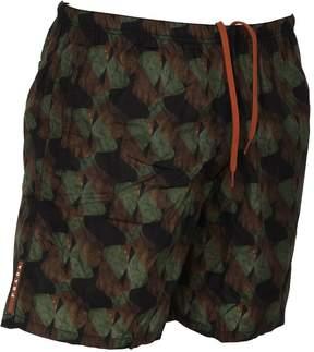 Prada Linea Rossa Nylon Swim Shorts