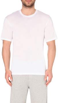Hanro Crew-neck cotton t-shirt