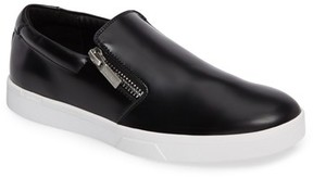 Calvin Klein Men's Ibiza Slip-On Zip Sneaker