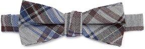 Class Club Plaid Bow Tie