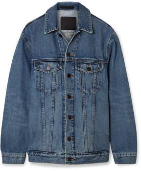 Alexander Wang Daze Denim Jacket - Mid denim