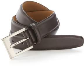 Croft & Barrow Big & Tall Soft Touch Faux-Leather Belt