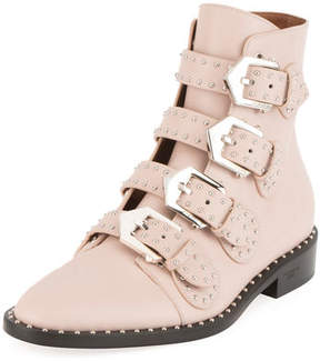 Givenchy Studded Leather Ankle Boot
