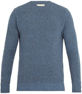 Oliver Spencer Blenheim crew-neck wool sweater