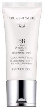 Estee Lauder Crescent White Full Cycle Brightening BB Creme and Brightening Balm with SPF 50- 1 oz.