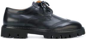 Maison Margiela Combat oxford shoes