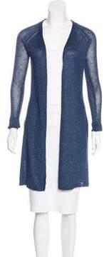 Calypso Open Knit Linen Cardigan w/ Tags