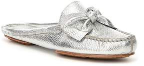 Kate Spade Mallory Leather Bow Detail Mules