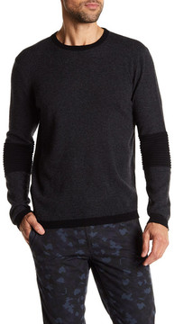 Autumn Cashmere Moto Stitch Cashmere Sweater