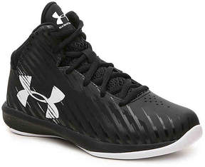 Under Armour Boys Jet Toddler & Youth High-Top Basketball Shoe