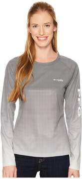 Columbia Solar Shade Long Sleeve Shirt Women's Long Sleeve Pullover