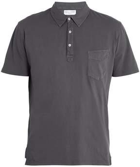Officine Generale BD cotton polo-shirt