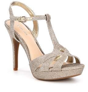 Gianni Bini Heleena Metallic Dress Sandals